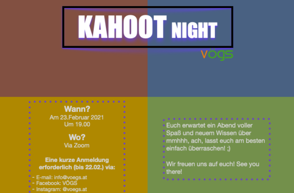 Kahoot Night